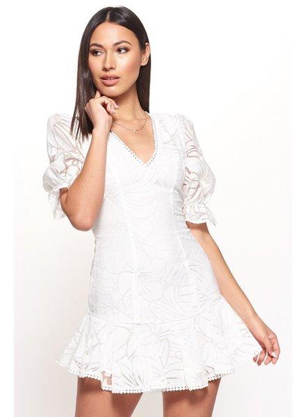 Sarita Open-Back Dress