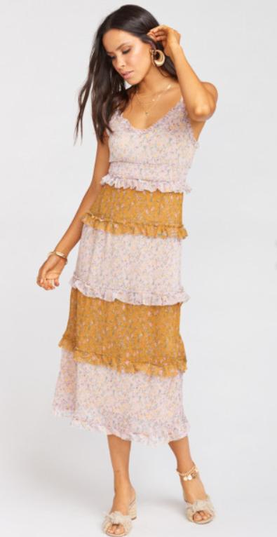 Emira Midi Dress