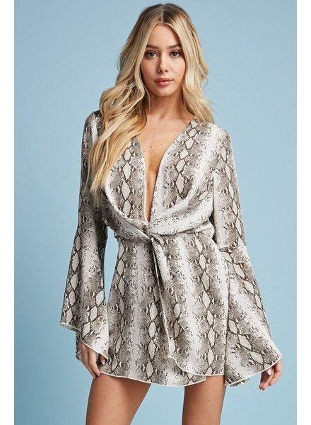 Kah Tunic Dress