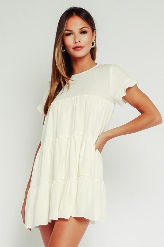 Avery Babydoll Dress