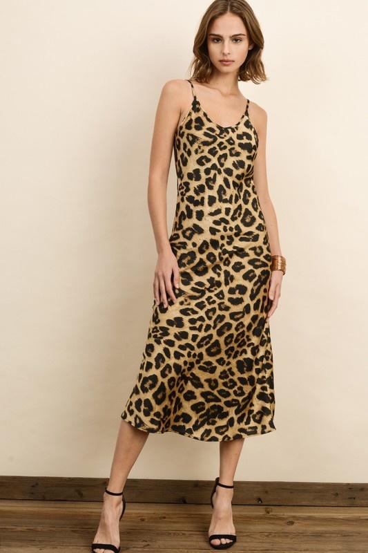 Prowler Slip Dress
