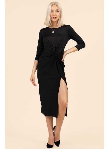 Minka Twist Dress