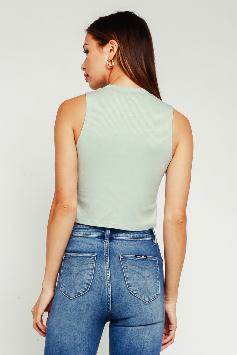 Paige Cropped Tank