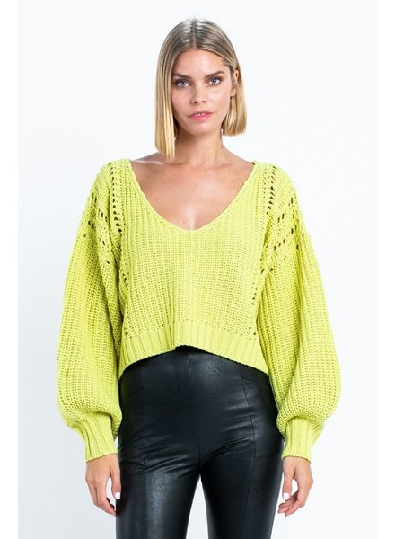 Lira Sweater