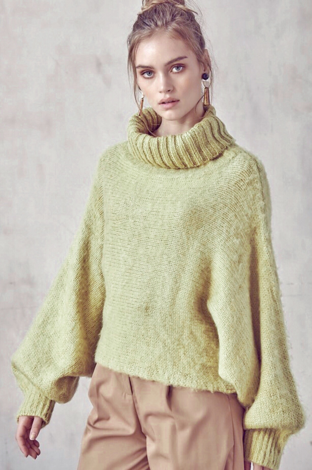 Arlo Sweater