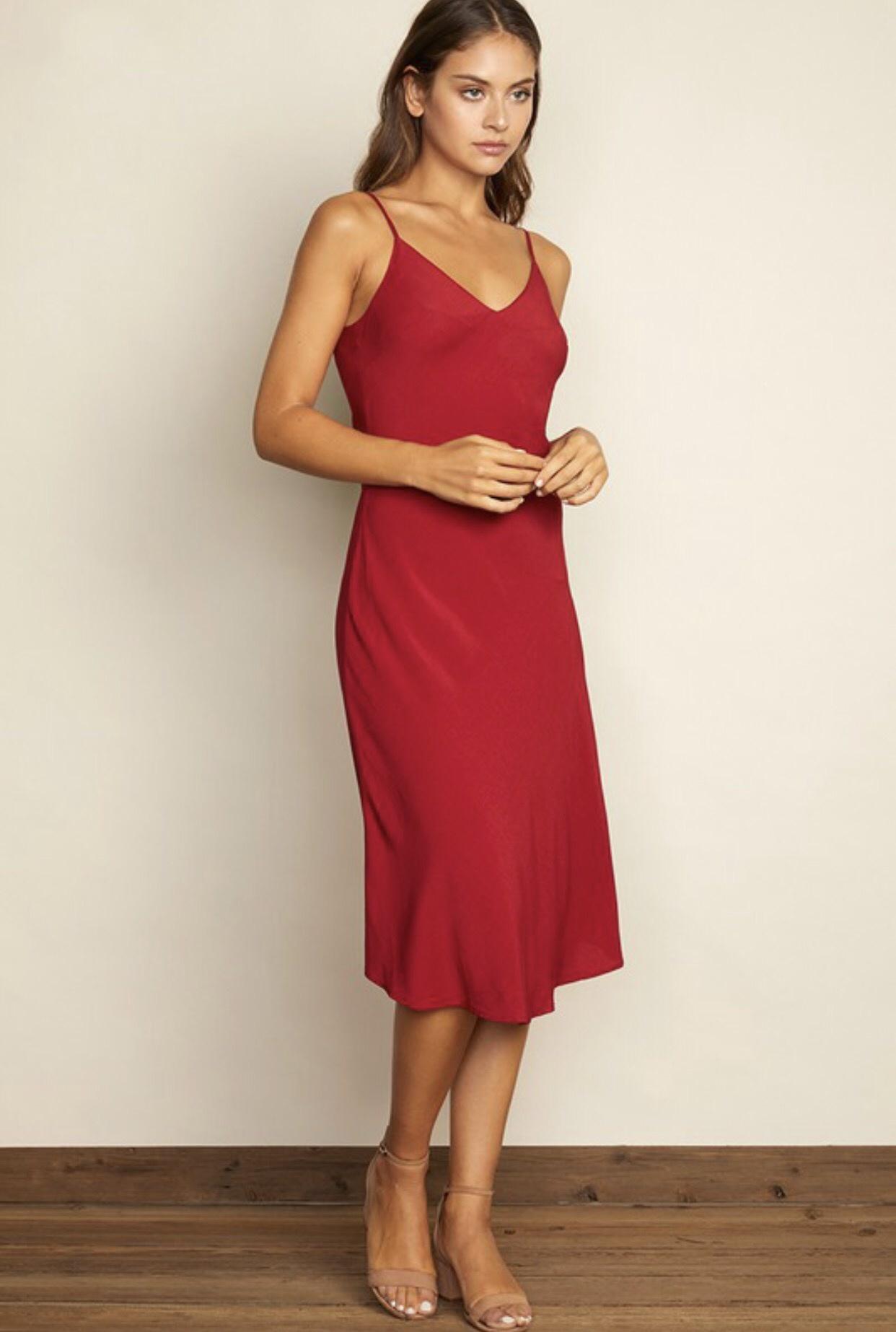 Nicola Midi Dress