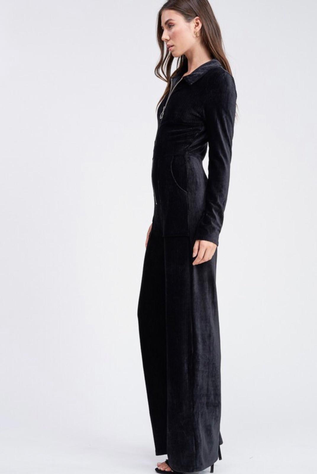Black Magic Jumpsuit