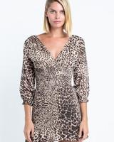 Nyla Smocked Dress