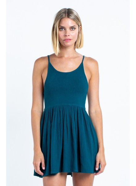 Tessa Smocked Dress