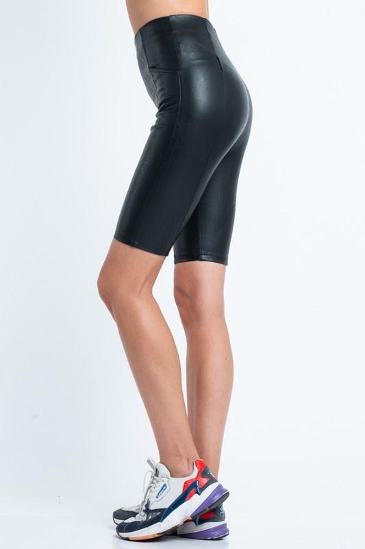 Milan Biker Shorts