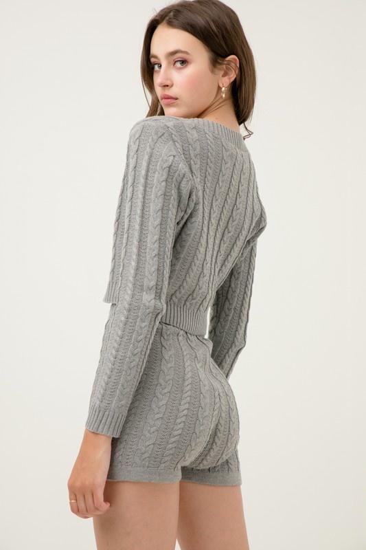 Snuggle Up Shorts