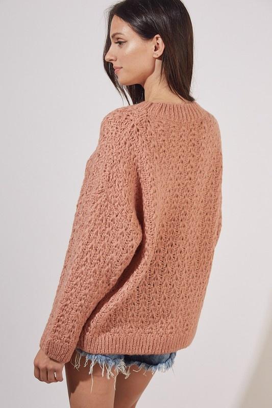 Rosewood Sweater