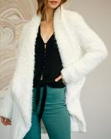 Glacier Teddy Coat