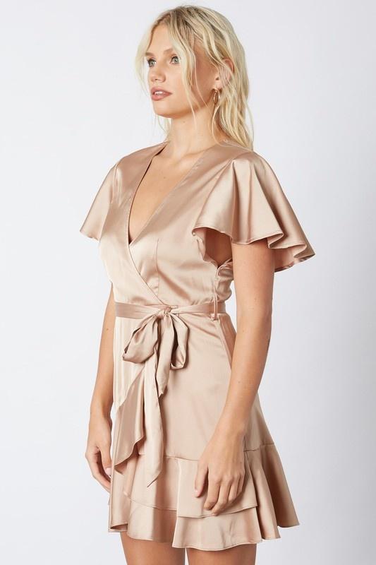 Renee Wrap Dress