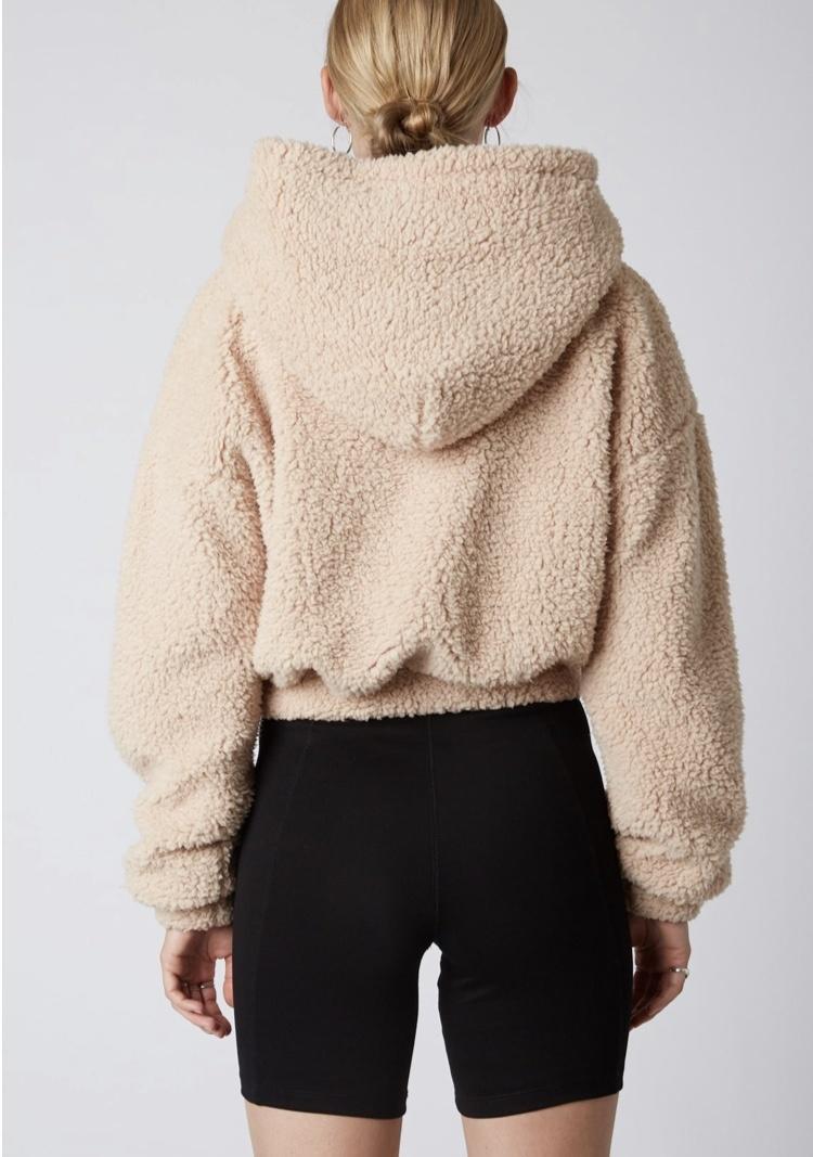Aaliyah Hooded Jacket