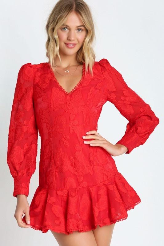 Myla Lace Dress