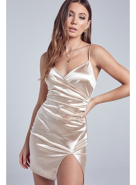 Elsa Ruched Dress