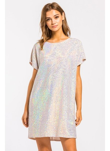 Twinkle Shift Dress