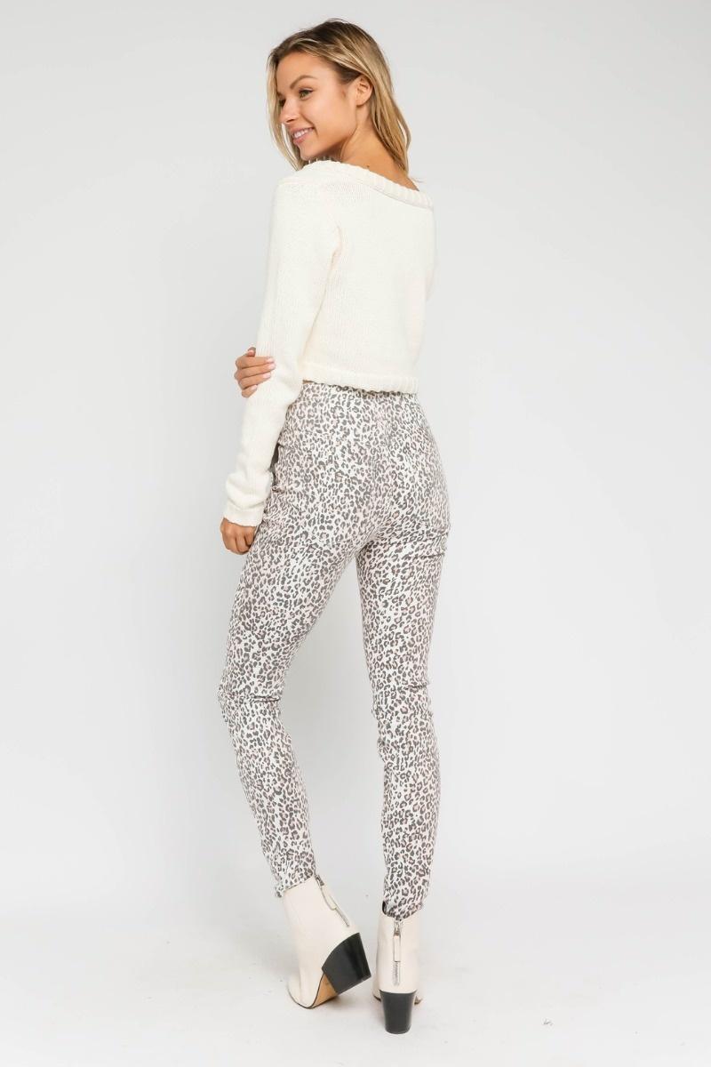 Nila Leopard Pants