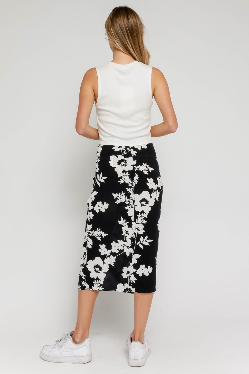 Bloom Midi Skirt