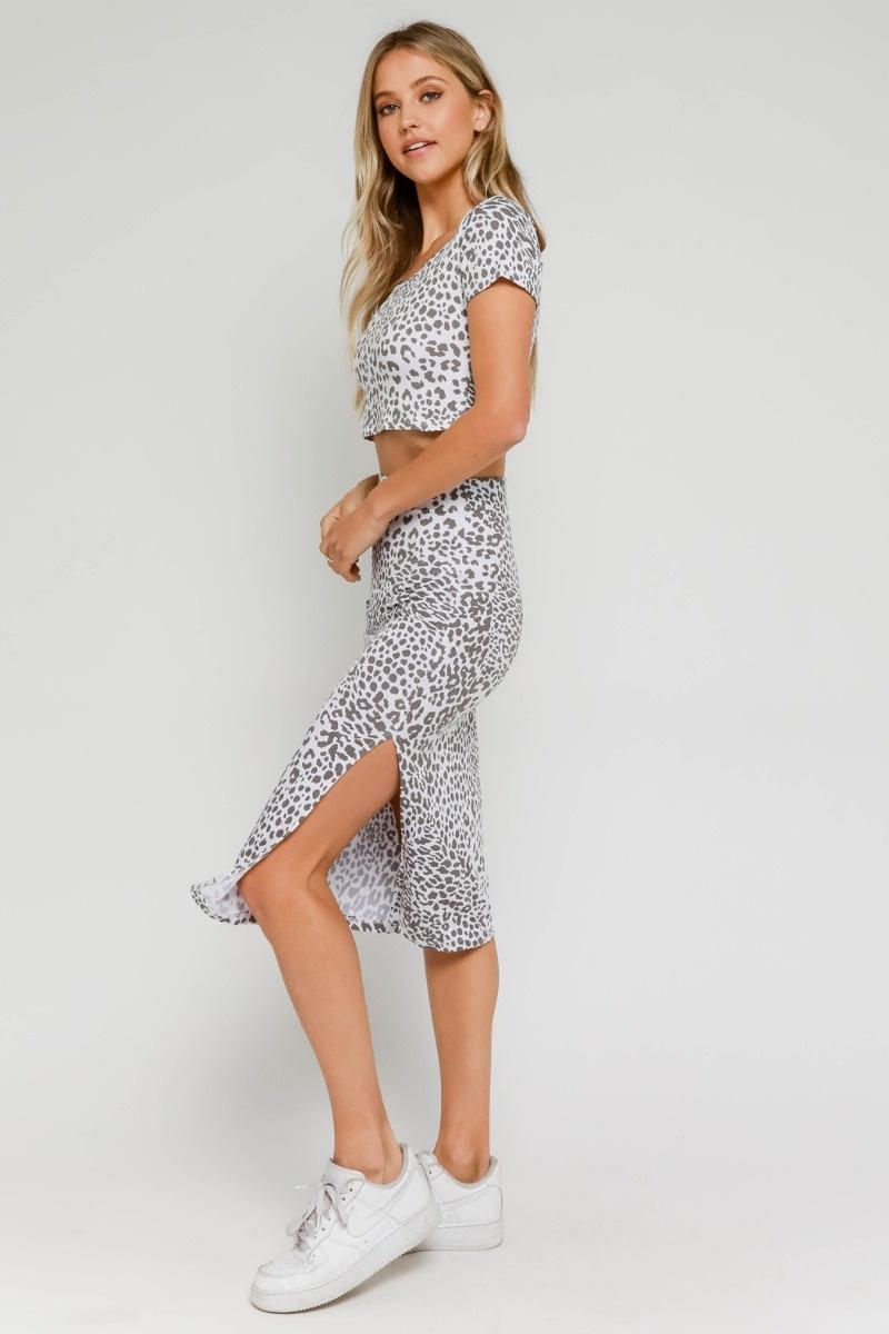 Ash Leopard Crop