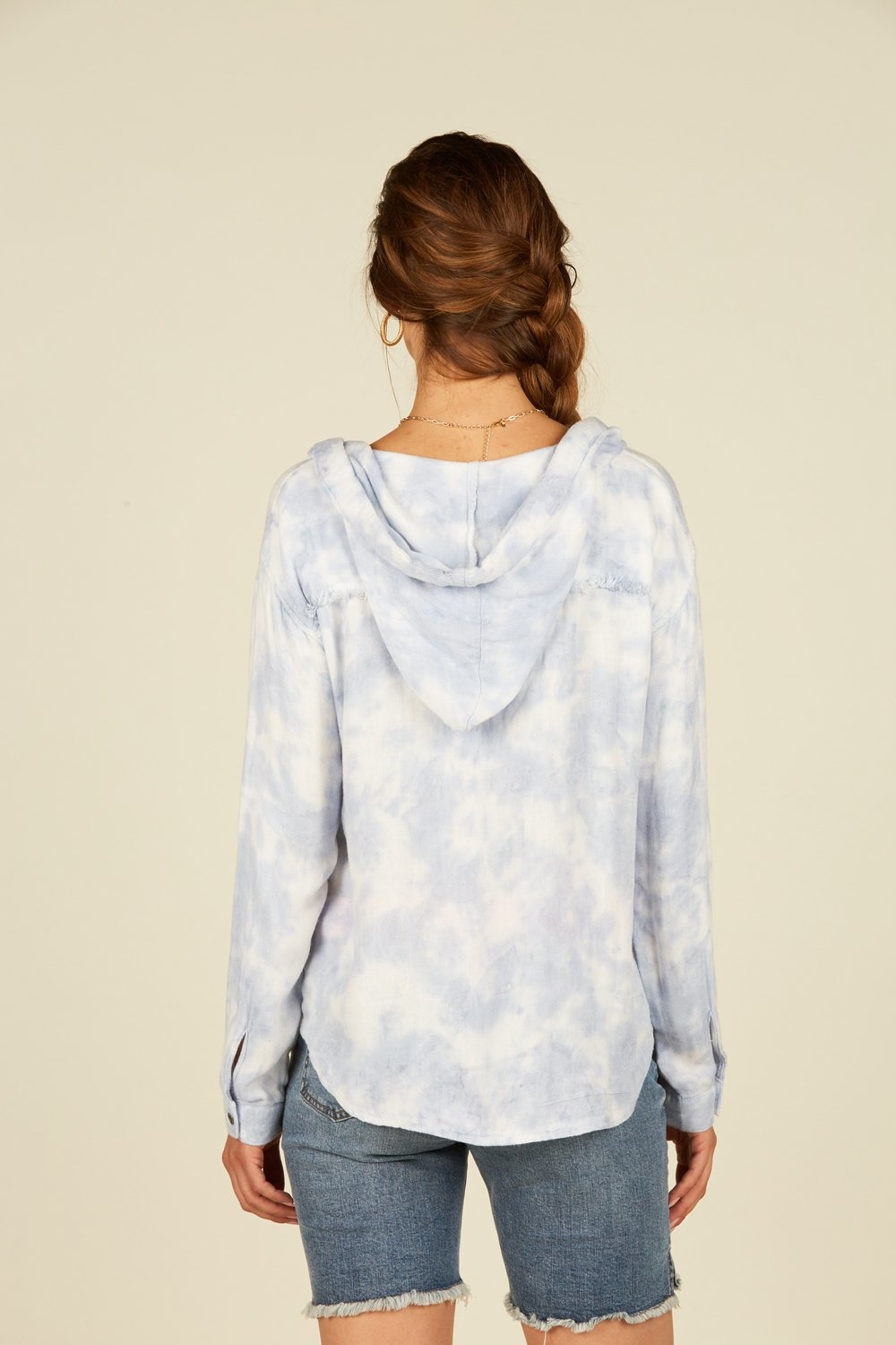Ocean Wave Blouse
