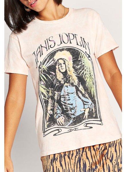 Janis Joplin Art Weekend Tee