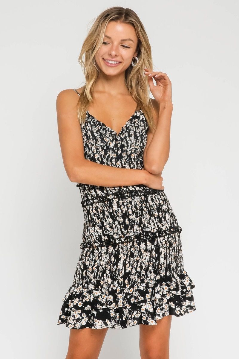 Alice Smocked Dress