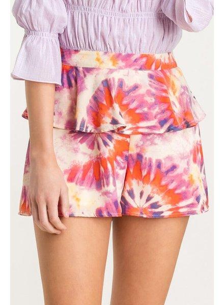Ezra Tie Dye Shorts