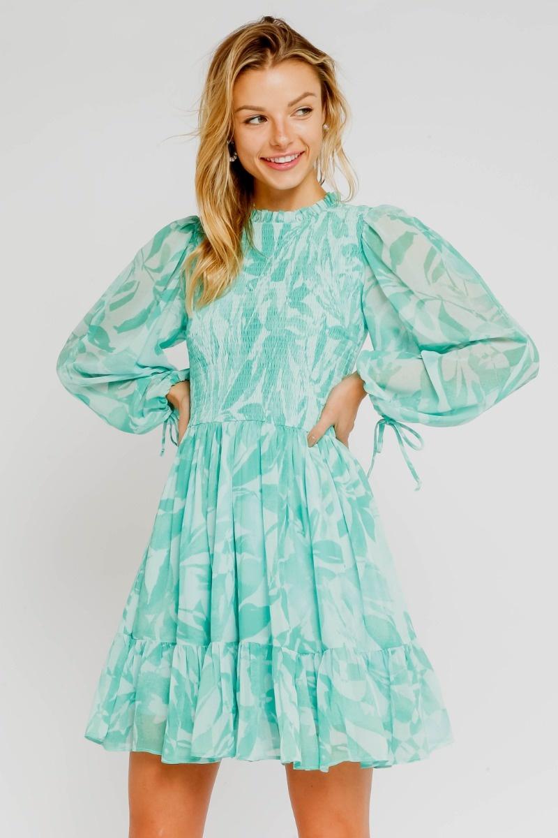 Aqualina Dress