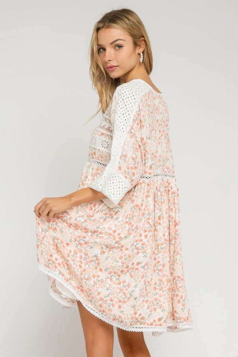 Gracie Floral Dress