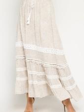 Madrid Maxi Skirt