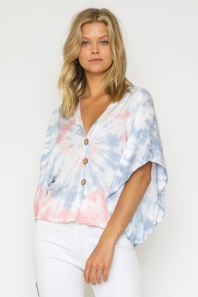 Chasing Sunsets Blouse