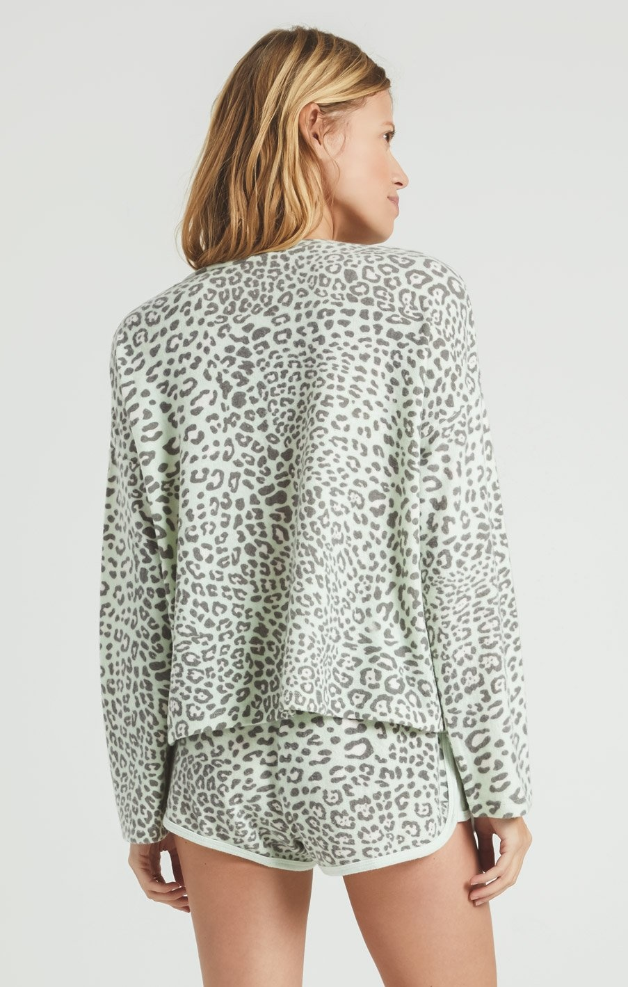 Lyra Leopard Top