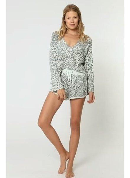 Lido Leopard Shorts