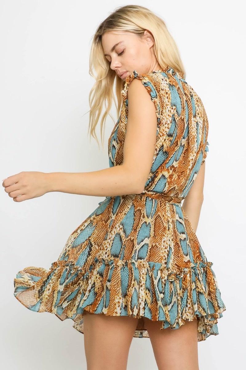Fair Game Dress