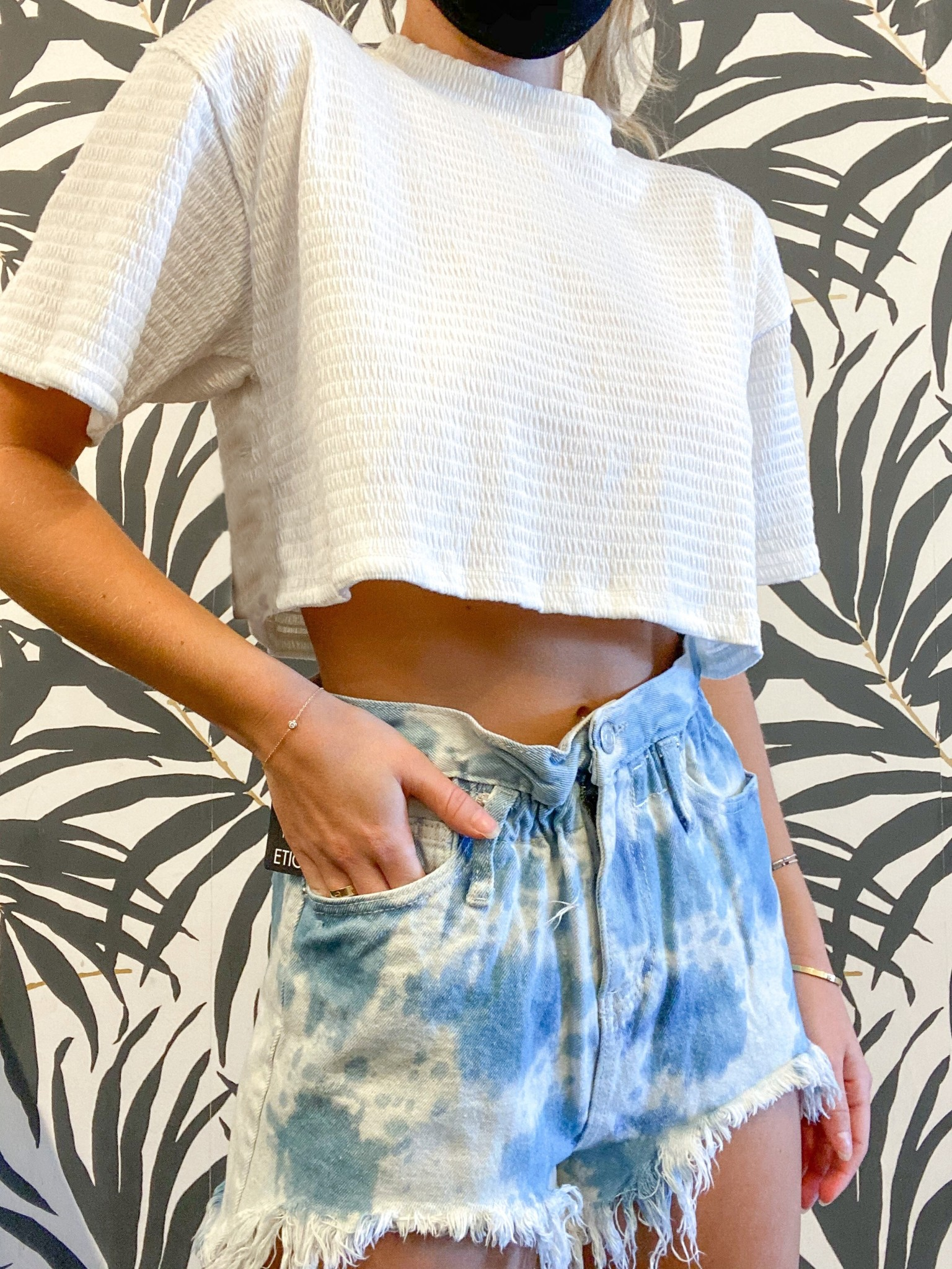 Skye Denim Shorts