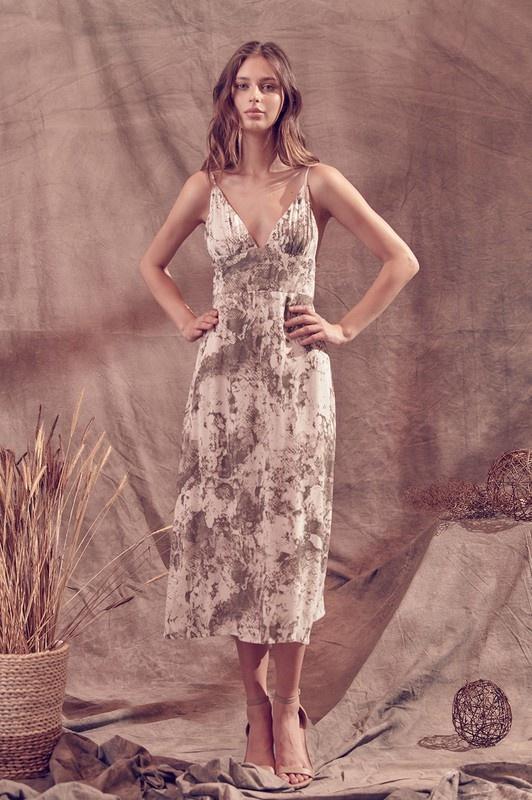 Kai Midi Dress