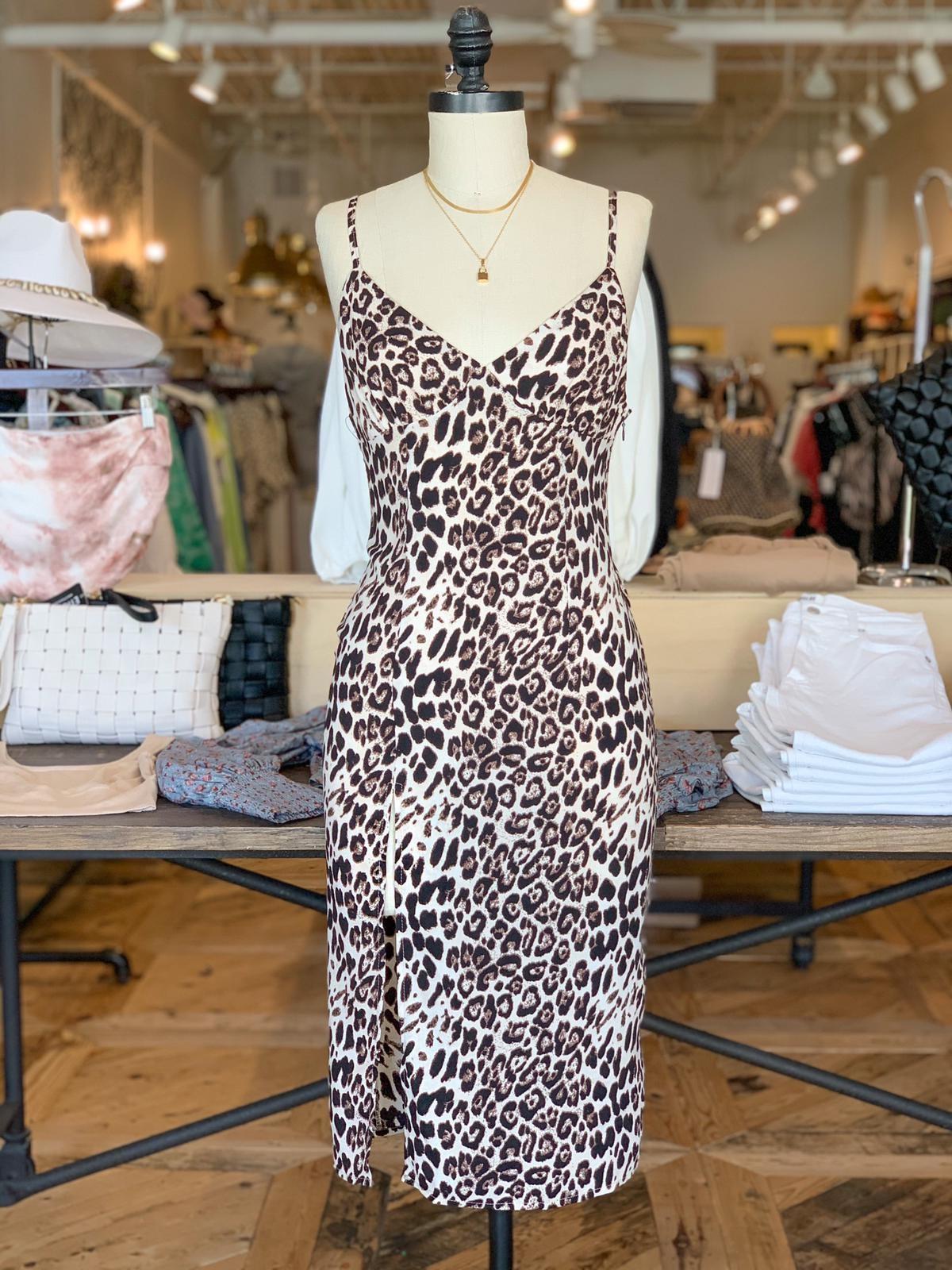 Kitten Midi Dress