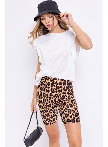 Cheetah Bike Shorts