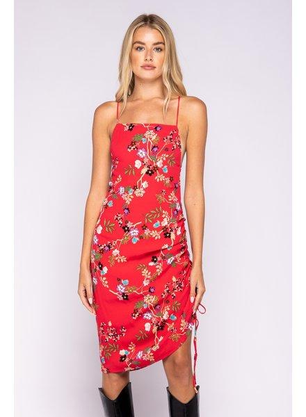 Rita Floral Dress