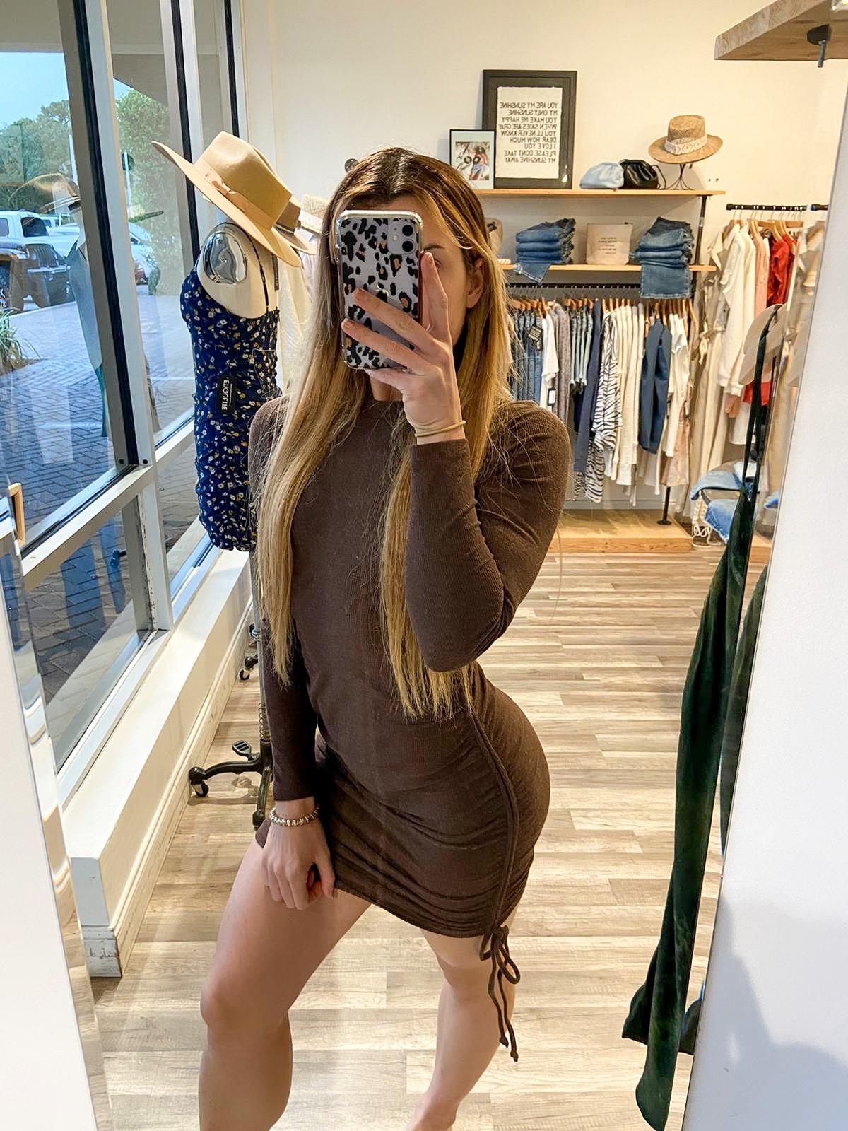 Camille Cinch Dress