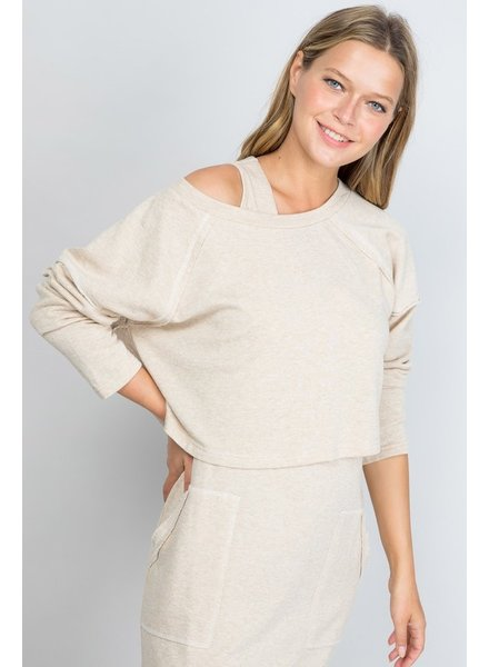 Laid Back Pullover