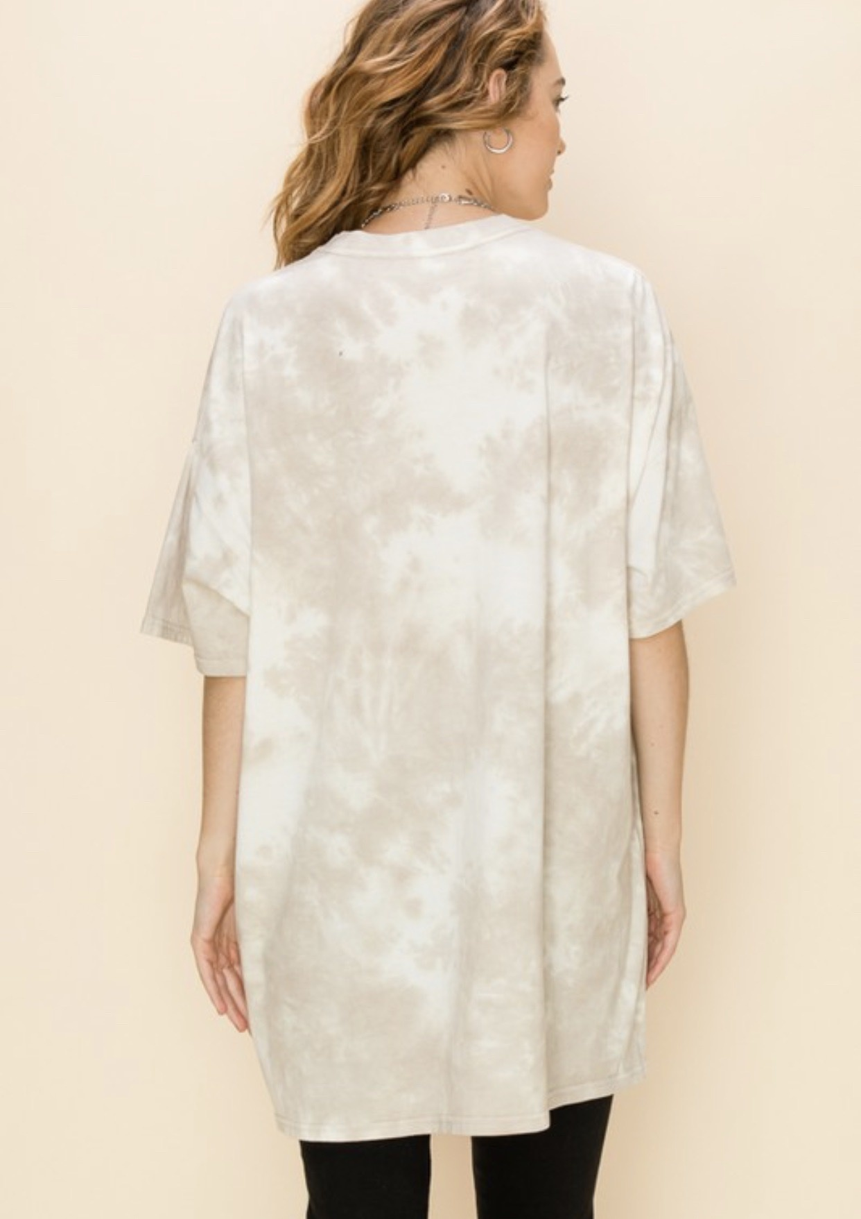 Logan T-Shirt Dress