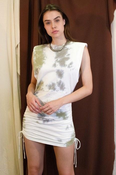 Mia Tie Dye Dress