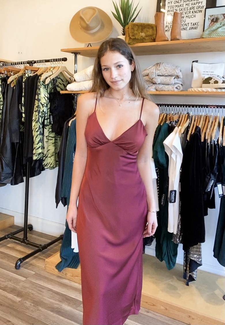 Monica Slip Dress