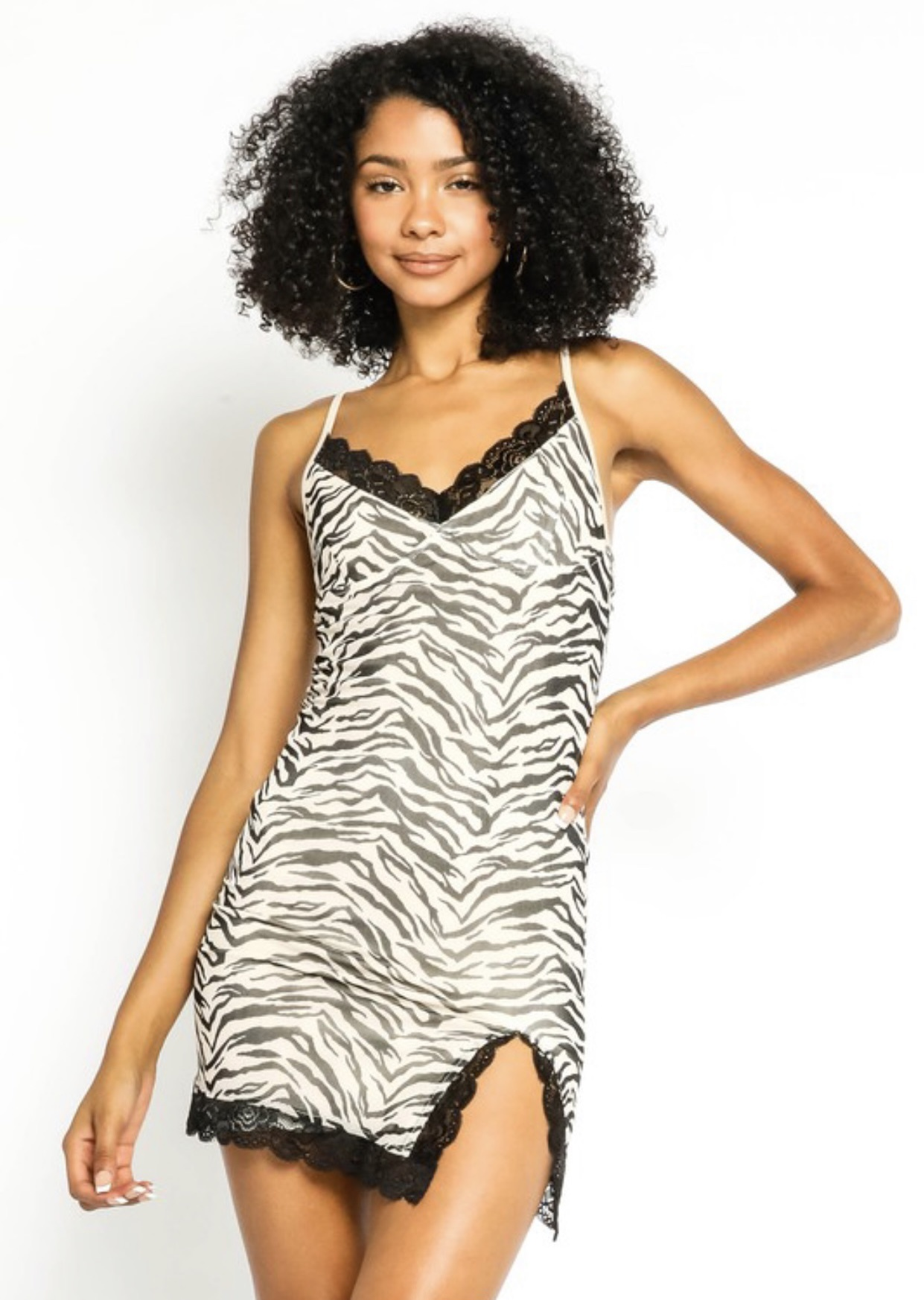 Zariah Slip Dress