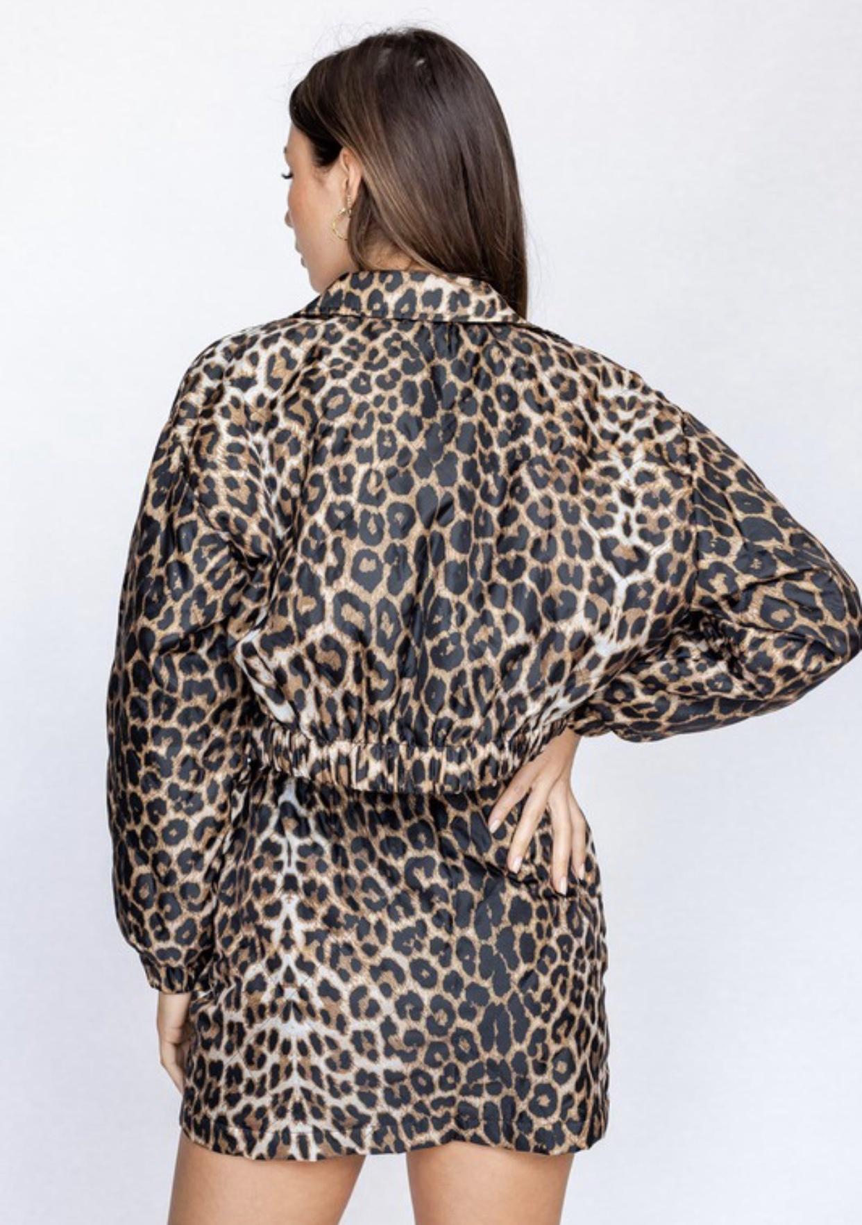 Animalia Quilted Jacket