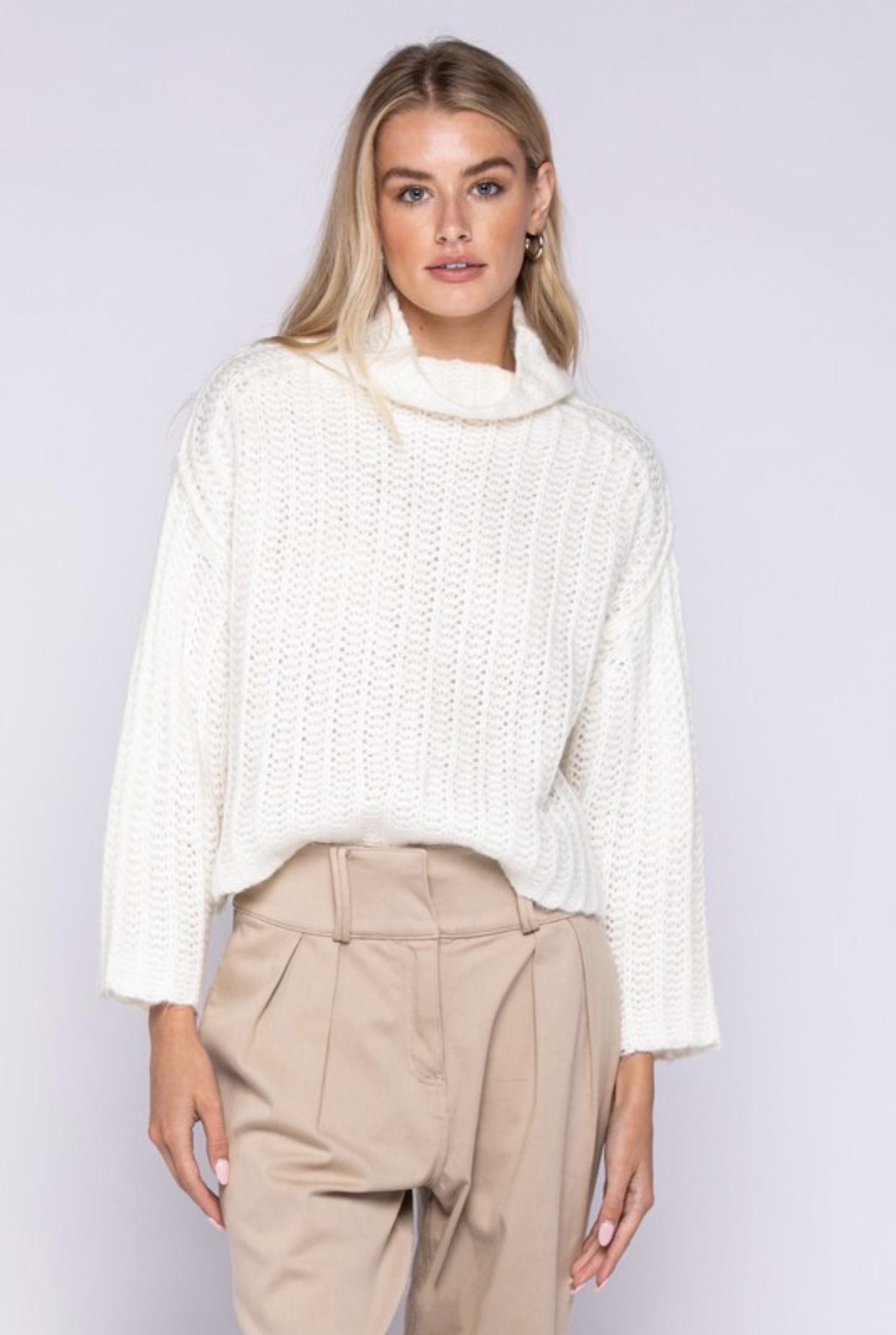 Gracie Sweater