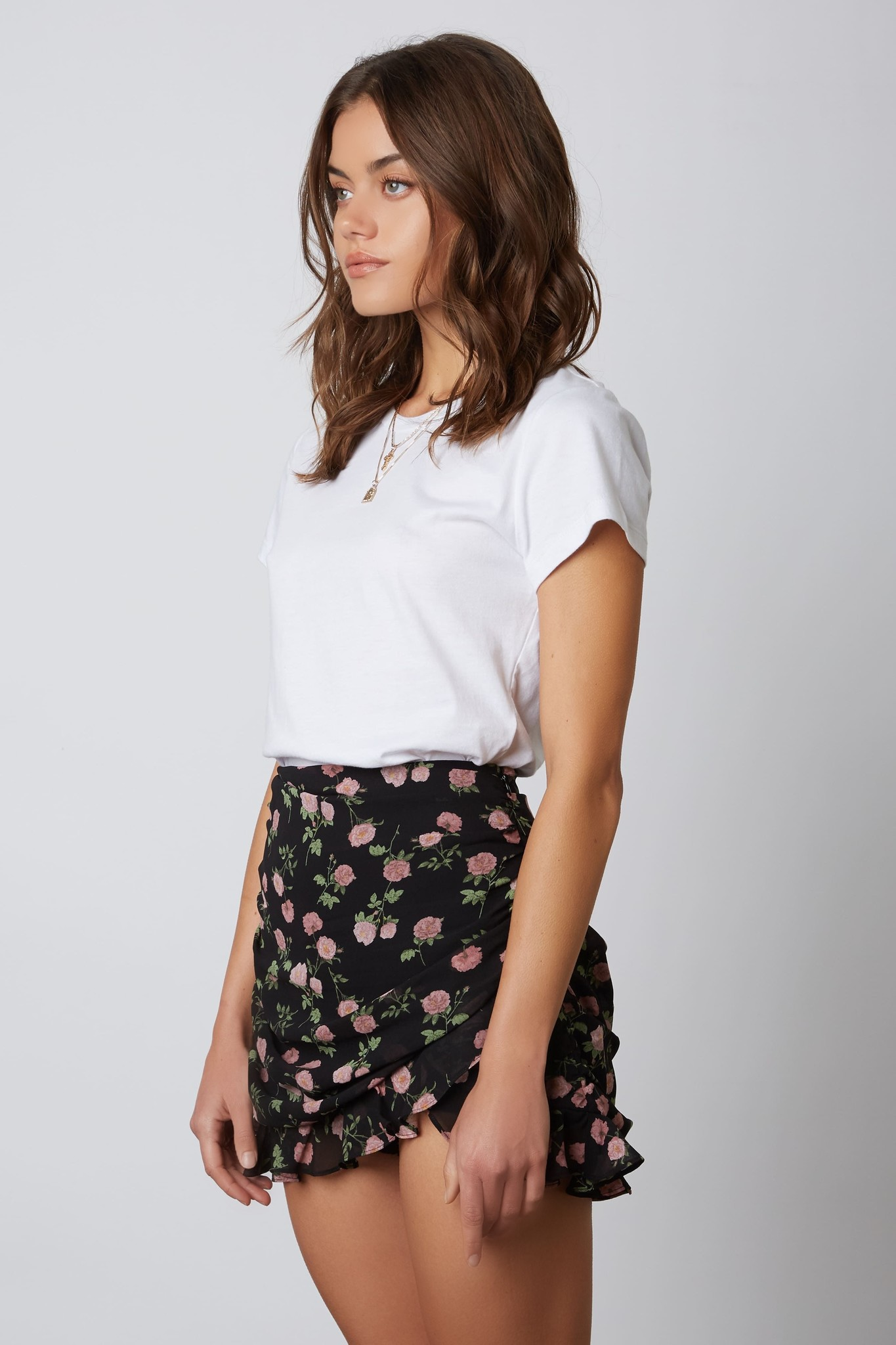 Jardin Rose Skirt